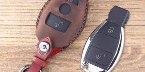 Cover Telecomando/Chiave per Mercedes For Benz CLK/C/E/S