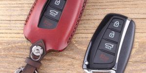 Cover Telecomando/Chiave per Hyundai Genesis Santa Fe Equus Azera Solaris Ix35 Ix45 Accent