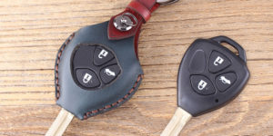 Cover Telecomando/Chiave per Toyota Camry Corolla Prado RAV4 Vios Hilux Yaris